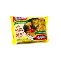 إندومي - نكهة الدجاج - ماركة اندومي 75غ