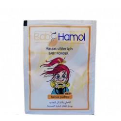 Poudre de bébé - Peau sensible - Hamol 35 g