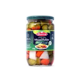 Légumes saumurés - Mélange- Al-Durra 720g