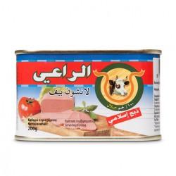 مرتديلا - لحم بقر - ماركة الراعي - 200غ