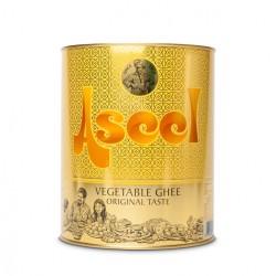 Ghee végétale  Margarine  - Aseel 2000g
