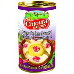 Trempette D'aubergine- Chtoura Garden - 370g