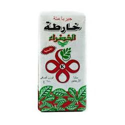 متة البيضاء السورية الأصلية - ماركة خارطة 250غ
