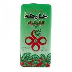 متة الخضراء السورية الأصلية - ماركة خارطة 250غ