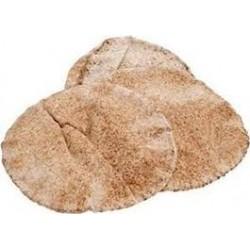خبز عربي اسمر - 6 أرغفة