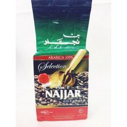 Café arabe turc - sans Cardamome - Najjar 200g