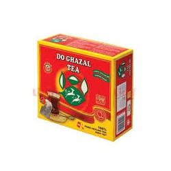 Thé de Ceylan - 100 Sachet - Do ghazal Tea 200g