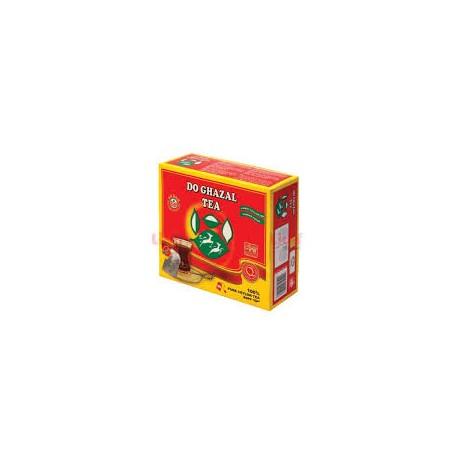 شاي سيلاني أسود - 100 ظرف - ماركة الغزالين 200غ