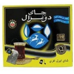 Thé Earl Grey - 100 Sachet - Do ghazal Tea 200g