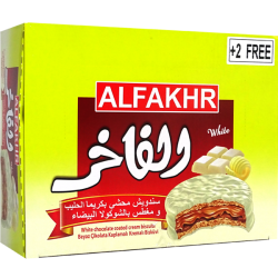 Biscuit au lait - 24 pièces - Fakhr 720g