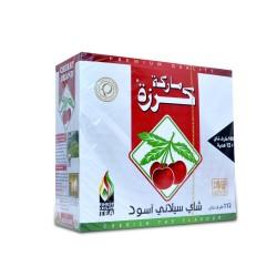 شاي سيلاني أسود - 112 ظرف - ماركة كرزة