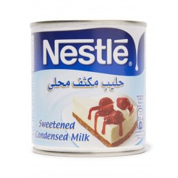 Sweetened Condensed Milk - Nestle 397g