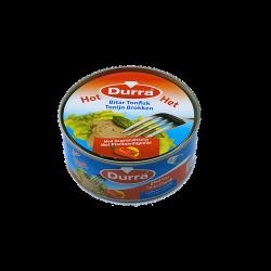 Thon tronçon - avec huile végétale - épicé - Al-Durra 160g
