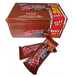 Biscuit Ruby - Noisette - 24 pièces - Katakit 516 g