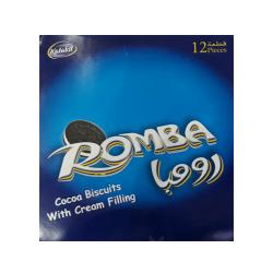 بسكويت رومبا - - 12 قطعة - ماركة كتاكيت 700غ
