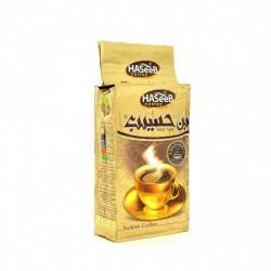 Café arabe turc - Cardamome spéciale (Golden) - Haseeb 500g