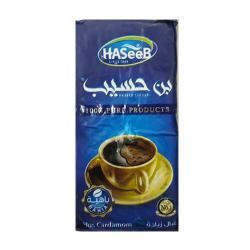 Café arabe turc - Cardamome supplémentaire - Haseeb 200g