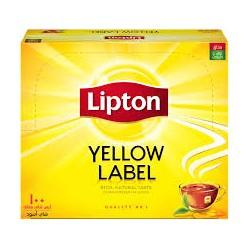 شاي سيلاني أسود - 100 ظرف - ماركة ليبتون 200غ