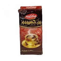 Café arabe turc - Cardamome moyenne - Haseeb 500g