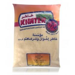 Semoule - Fine - Khater 900g