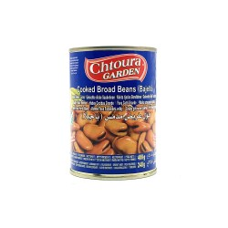 Haricots Fava - Grand grain - Chtoura Garden 400g