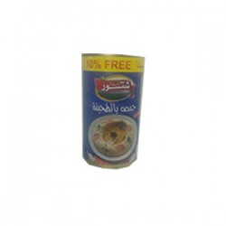 Purée de pois chiches - avec Tahini - Al-Hasnaa Chtour 340g