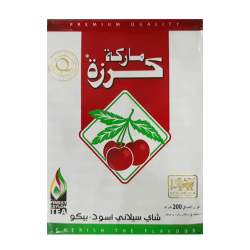 شاي سيلاني أسود - كرزة - 200 غ