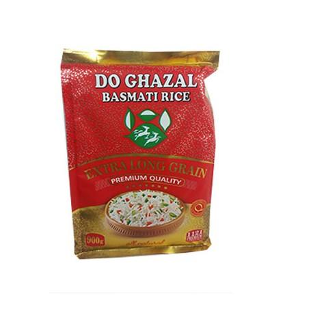 أرز بسمتي اكسترا حبة طويلة - ماركة دو غزال - 900غ
