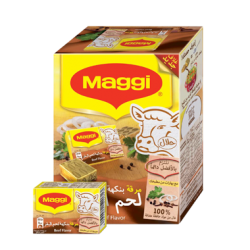 Beef broth - 24 Tablets - Maggi