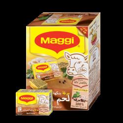 Rindfleischbrühe - 24 Tablets - Maggi