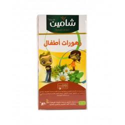 زهورات للاطفال - 20 ظرف- ماركة شامين 50غ