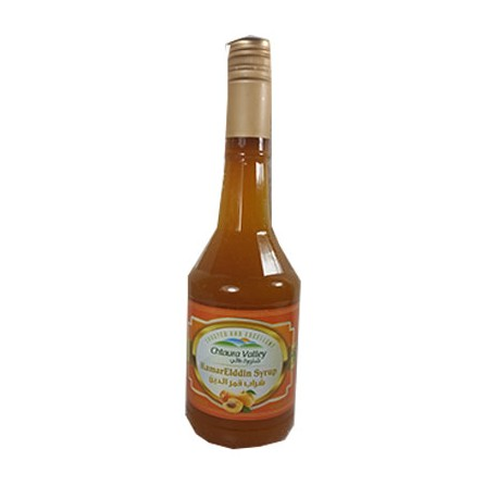 شراب مركز - بطعم قمر الدين - ماركة شتورة فالي 570 مل