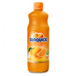 عصير- بطعم البرتقال - ماركة سنكويك 840 مل