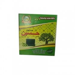 Lorbeer- und Olivenölseife - Hussein - 2 Stück