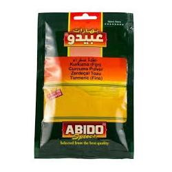 كركم -عقدة صفراء ماركة عبيدو - 50غ
