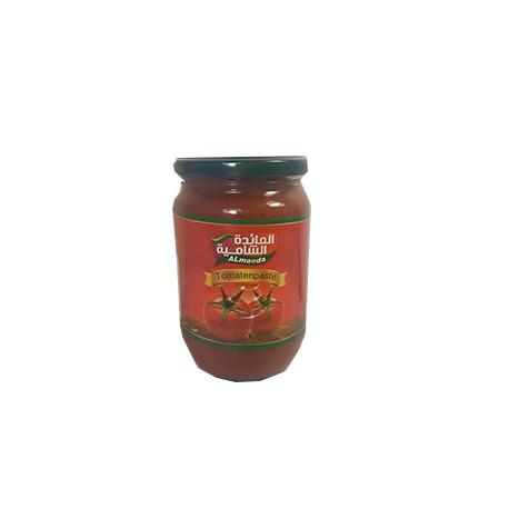 معجون الطماطم - مية بندورة - ماركة المائدة الشامية - 660غ