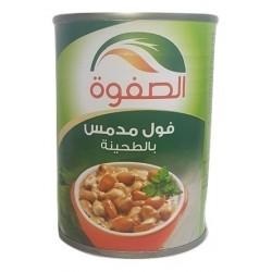 Haricots Fava - avec tahini - Al-Safwa 400 g