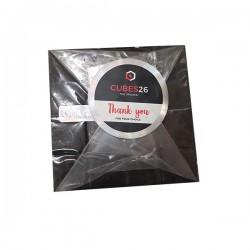 فحم جوز الهند الطبيعي -كوب 26 - 1كغ