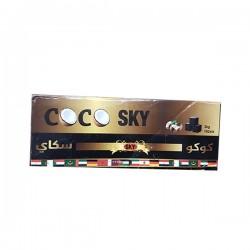 فحم جوز الهند الطبيعي - كوكو سكاي - 3كغ