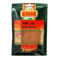 Épices viande hachée- Abido 50g