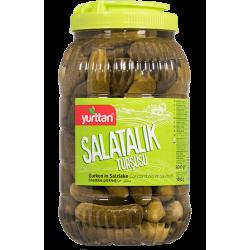 Eingelegtes Gemüse - Essiggurke Yurttan 3000g
