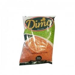 Lentilles rouge - Dimo 800g