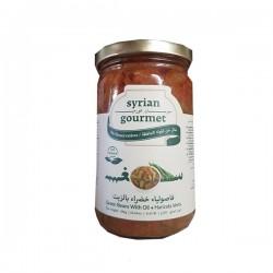 Haricots verts à l'huile - Syrain Gourmet 285g