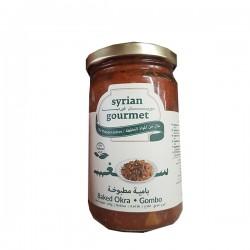 Okra cuit- Syrain Gourmet 285g
