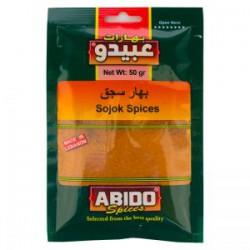 Épice de saucisse - Abido 50g