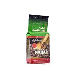 Café arabe turc - avec Cardamome - Najjar 200g