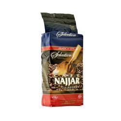 Café arabe turc - sans Cardamome - Najjar 450g