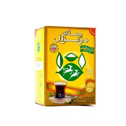 شاي أسود بالهيل - ماركة الغزالين 500غ