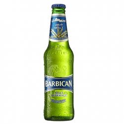 عصير - بطعم الشعير - ماركة بربيكان 330 مل